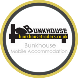 mobile loo hire bunkhouse logo